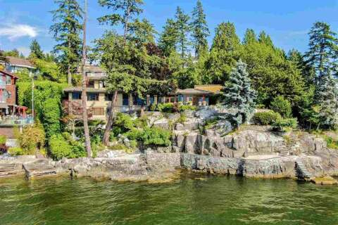 House for sale at 6076 Blink Bonnie Rd West Vancouver British Columbia - MLS: R2464206