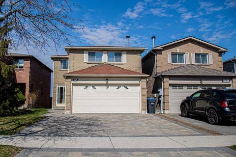 House for sale at 6076 Duford Dr Mississauga Ontario - MLS: W4739251
