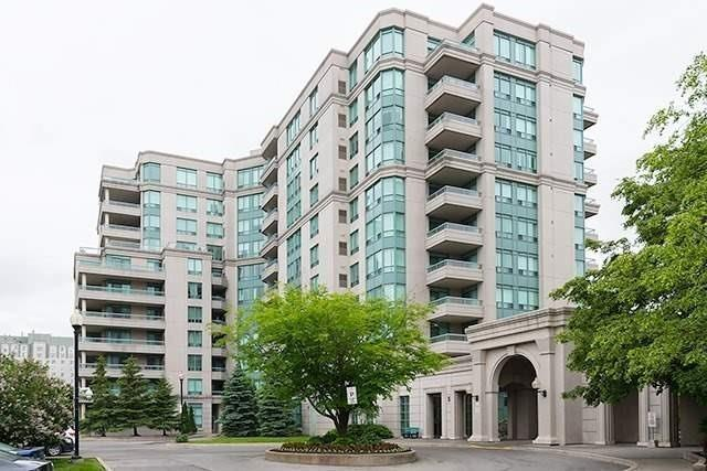 Removed: 608 - 1 Emerald Lane, Vaughan, ON - Removed on 2018-03-09 06:02:07