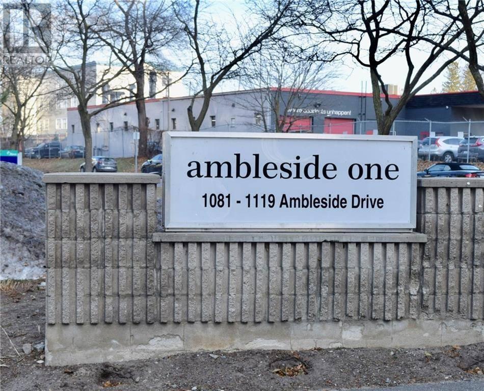 Condo for sale at 1081 Ambleside Dr Unit 608 Ottawa Ontario - MLS: 1176869