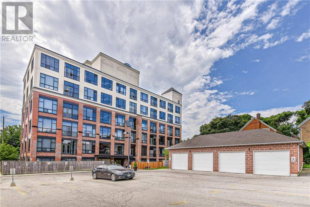 Condo for sale at 120 Mansion St Unit 608 Kitchener Ontario - MLS: 30759555