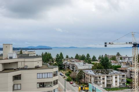 Condo for sale at 15111 Russell Ave Unit 608 White Rock British Columbia - MLS: R2426600