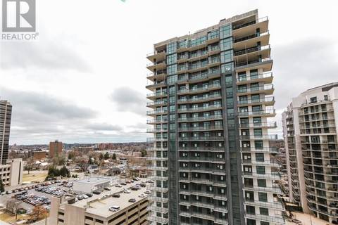 Apartment for rent at 155 Caroline St South Unit 608 Waterloo Ontario - MLS: 30727462