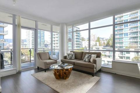 Condo for sale at 172 Victory Ship Wy Unit 608 North Vancouver British Columbia - MLS: R2436856