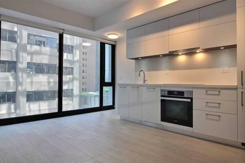 Apartment for rent at 188 Cumberland St Unit 608 Toronto Ontario - MLS: C4573888