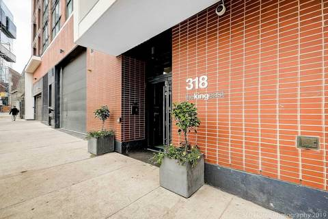 Condo for sale at 318 King St Unit 608 Toronto Ontario - MLS: C4475283