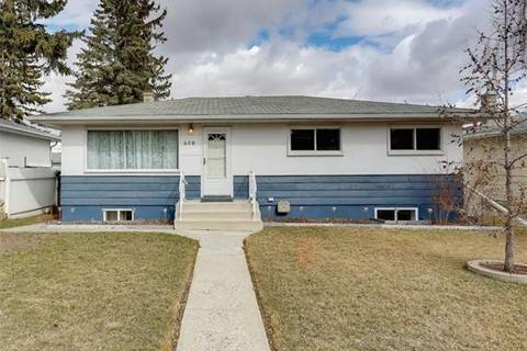 House for sale at 608 33 Ave Northeast Calgary Alberta - MLS: C4236604