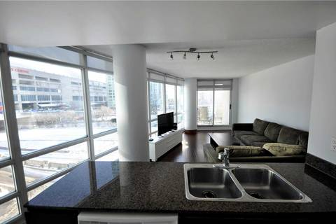 Apartment for rent at 381 Front St Unit 608 Toronto Ontario - MLS: C4549796