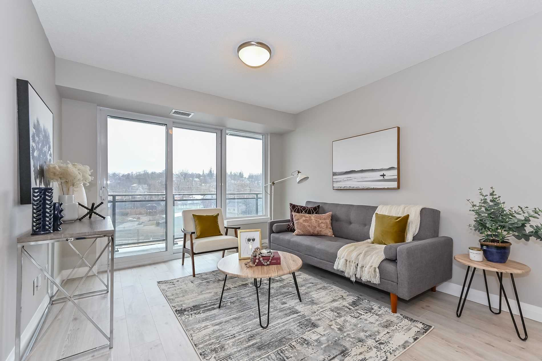 For Rent: 608 - 53 Arthur Street South, Guelph, ON | 2 Bed, 2 Bath Condo for $2400.00. See 19 photos!