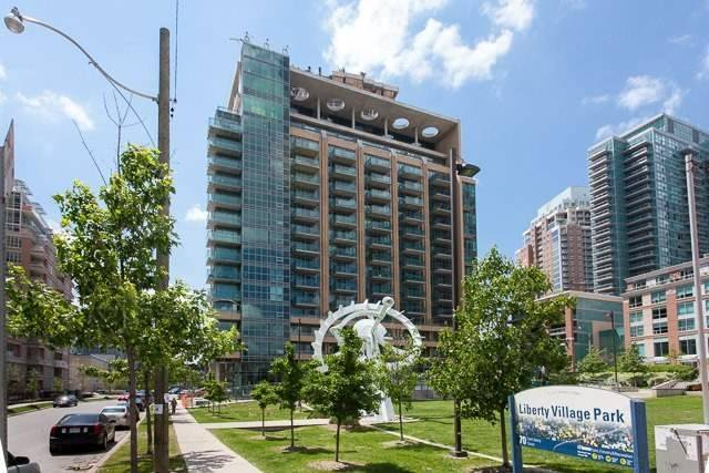 Sold: 608 - 69 Lynn Williams Street, Toronto, ON