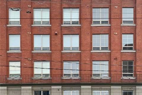 Apartment for rent at 781 King St Unit 608 Toronto Ontario - MLS: C4731949
