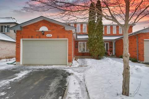 Townhouse for sale at 608 Amelia Cres Burlington Ontario - MLS: W4694225