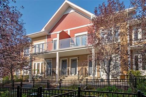 Townhouse for sale at 608 Auburn Bay Sq Southeast Calgary Alberta - MLS: C4272302