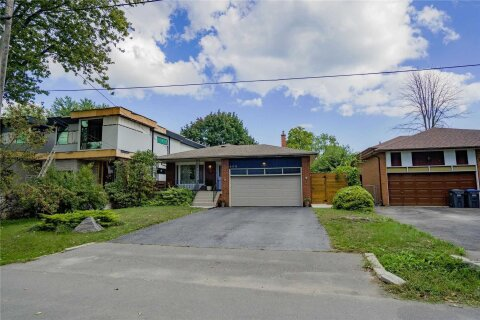 House for sale at 608 Curzon Ave Mississauga Ontario - MLS: W4922456