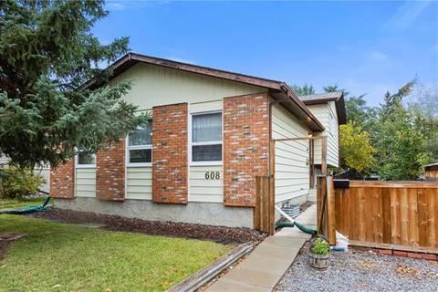 House for sale at 608 Deerpath Ct Southeast Calgary Alberta - MLS: C4276035
