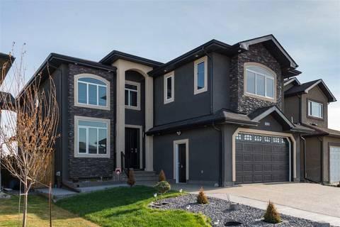 House for sale at 608 Fraser Vista Nw Edmonton Alberta - MLS: E4148294
