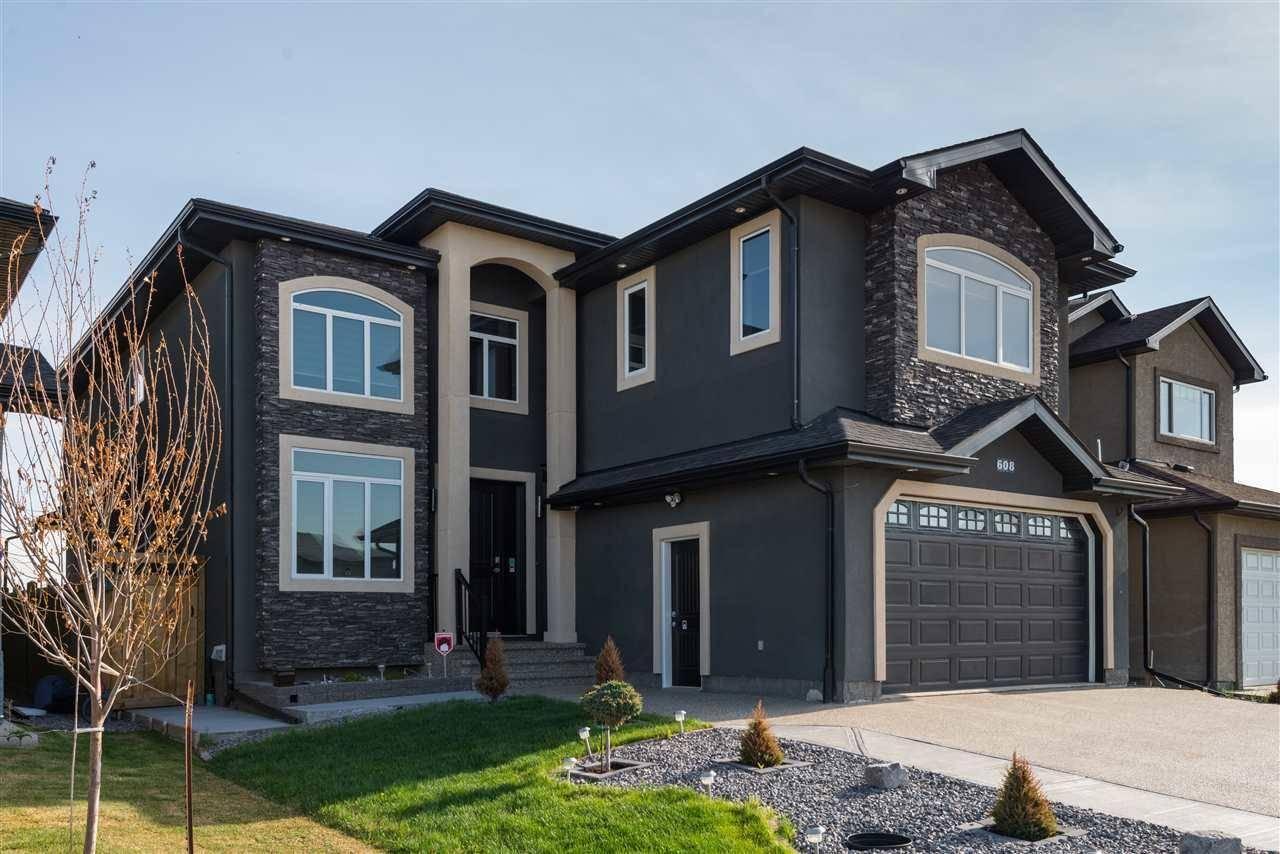 House for sale at 608 Fraser Vista Nw Edmonton Alberta - MLS: E4189818