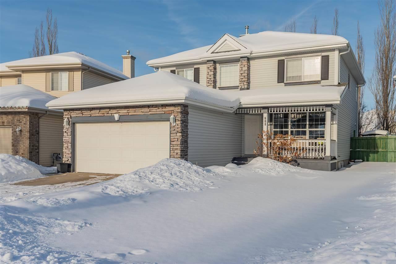 House for sale at 608 Harker Cs Nw Edmonton Alberta - MLS: E4188152