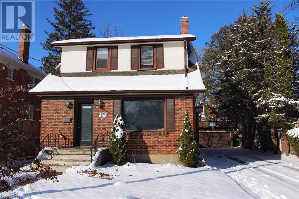 House for sale at 608 Homewood Ave Peterborough Ontario - MLS: 232572