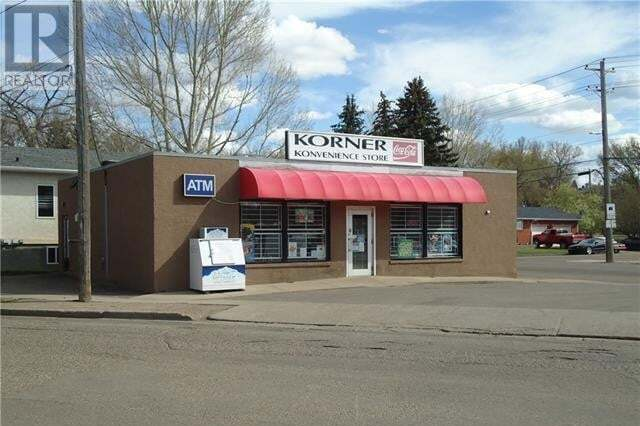 Commercial property for sale at 608 Industrial Ave Southeast Medicine Hat Alberta - MLS: MH0192444