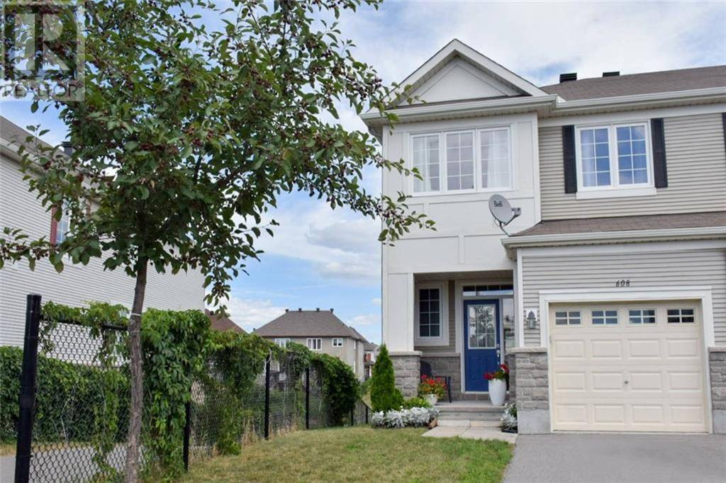 Townhouse for rent at 608 Pepperville Cres Kanata Ontario - MLS: 1173424