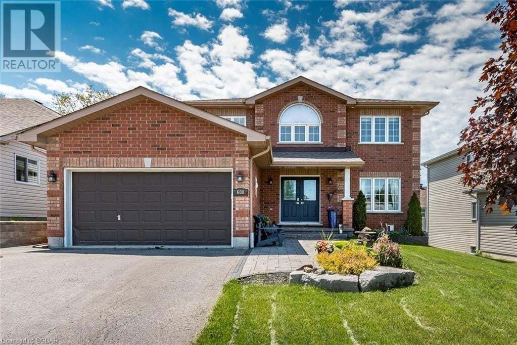 House for sale at 608 Wayne Cres Midland Ontario - MLS: 262876