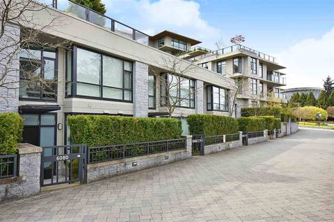 Townhouse for sale at 6080 Chancellor Me Vancouver British Columbia - MLS: R2404242