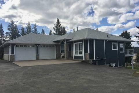 House for sale at 6086 Lake Rd N Horse Lake British Columbia - MLS: R2368124