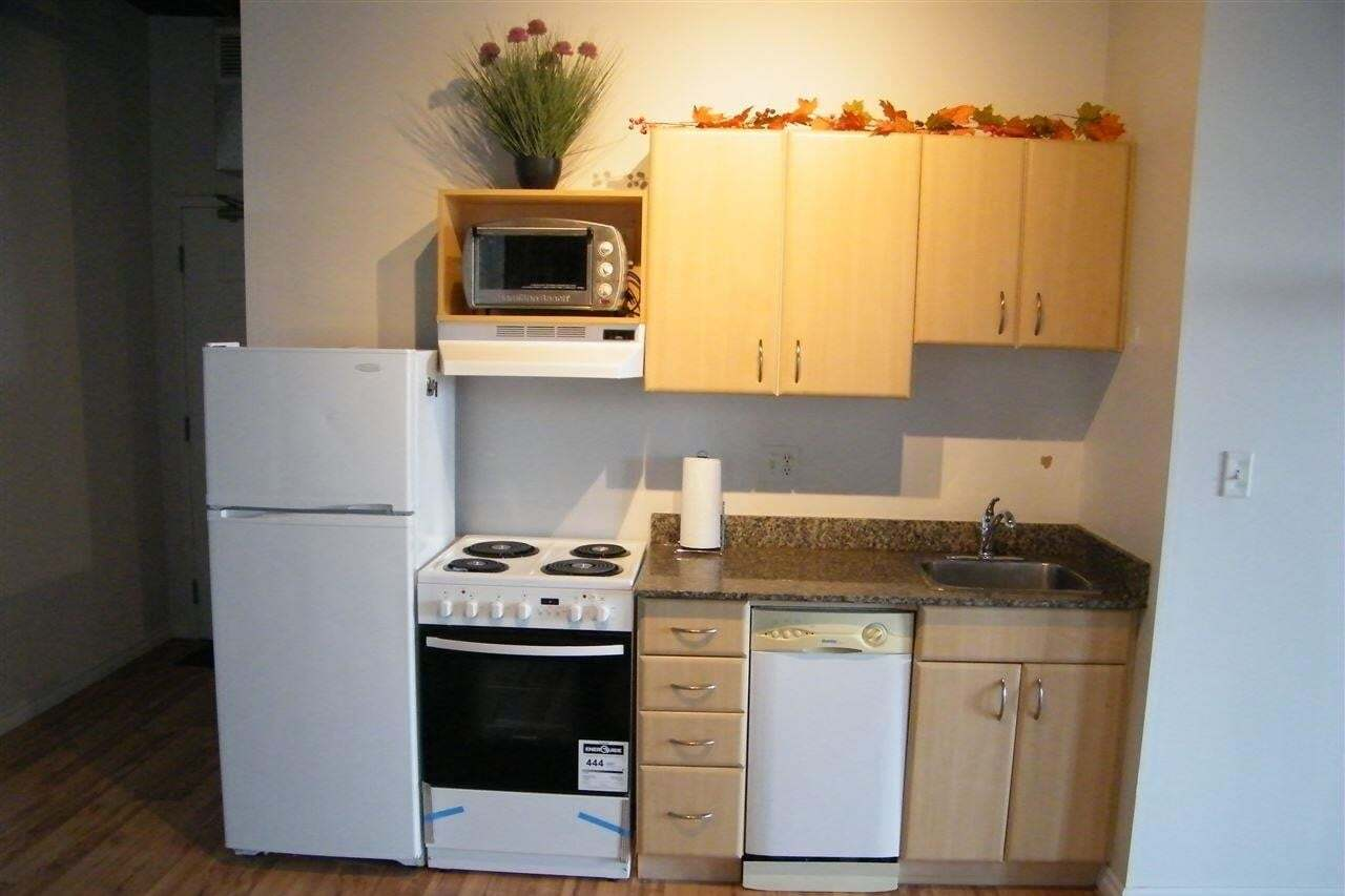 Condo for sale at 10024 Jasper Av NW Unit 609 Edmonton Alberta - MLS: E4206797