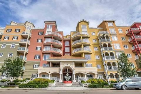Condo for sale at 10333 112 St Nw Unit 609 Edmonton Alberta - MLS: E4163518