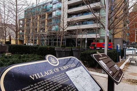 Apartment for rent at 18 Yorkville Ave Unit 609 Toronto Ontario - MLS: C4652704