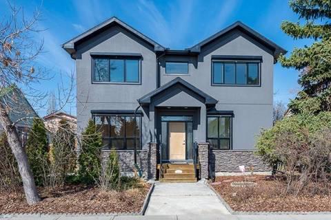 House for sale at 609 19 St Northwest Calgary Alberta - MLS: C4242480