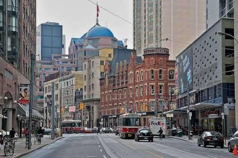 Apartment for rent at 25 Carlton St Unit 609 Toronto Ontario - MLS: C4555193
