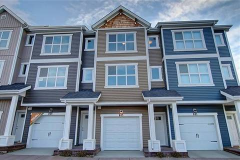 Townhouse for sale at 355 Nolancrest Ht Northwest Unit 609 Calgary Alberta - MLS: C4281774