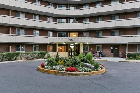 Condo for sale at 3577 Derry Rd Unit 609 Mississauga Ontario - MLS: W4693766