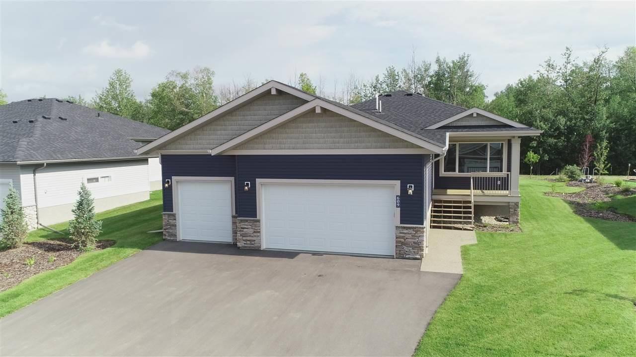 House for sale at 55101 Ste Anne Tr Unit 609 Rural Lac Ste. Anne County Alberta - MLS: E4165246