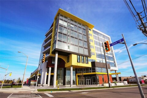 Commercial property for sale at 1275 Finch Ave Unit 609-610 Toronto Ontario - MLS: W4848524