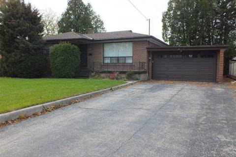 House for rent at 609 Breckenridge Rd Mississauga Ontario - MLS: W4755425