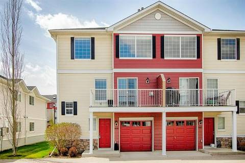 Townhouse for sale at 609 Country Village Ca Northeast Calgary Alberta - MLS: C4245205