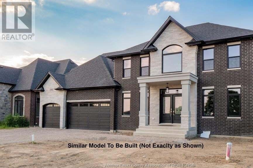 House for sale at 609 Kenwood  Lasalle Ontario - MLS: 20010310