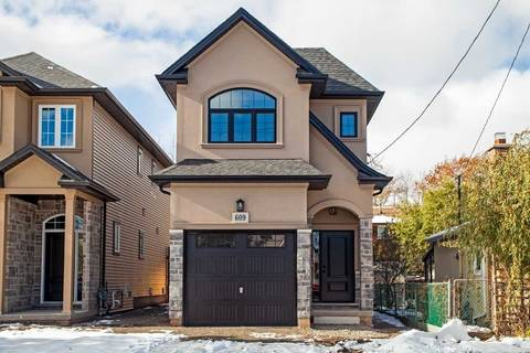 House for sale at 609 Knox Ave Hamilton Ontario - MLS: X4646927