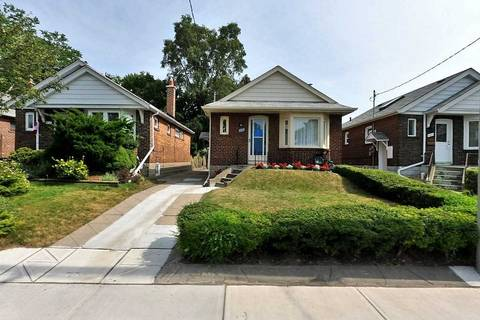 House for sale at 609 Mortimer Ave Toronto Ontario - MLS: E4641335
