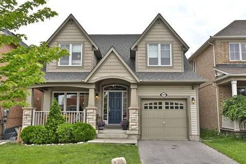 House for sale at 609 Savoline Blvd Milton Ontario - MLS: W4490042