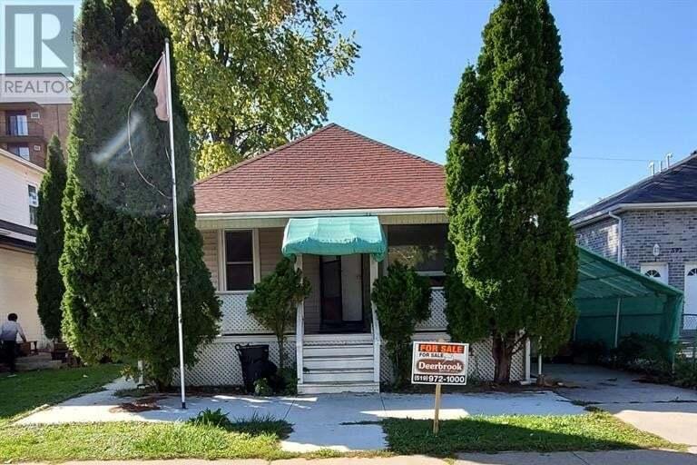 House for sale at 609 St. Joseph  Windsor Ontario - MLS: 20013257