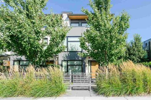 Townhouse for sale at 6090 Oak St Vancouver British Columbia - MLS: R2397017