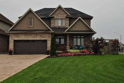 House for sale at 6095 Mildred Ct Niagara Falls Ontario - MLS: X3935464