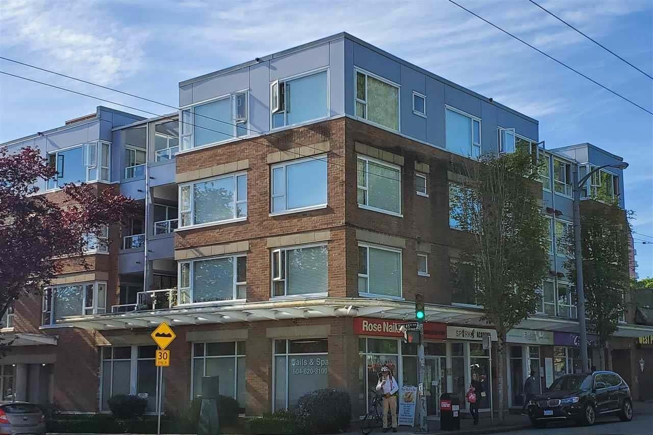Commercial property for sale at 6099 West Boulevard  Vancouver British Columbia - MLS: C8032275