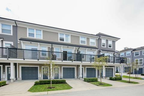 Townhouse for sale at 10415 Delsom Cres Unit 61 Delta British Columbia - MLS: R2386795