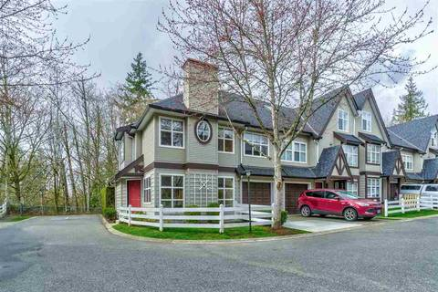 Townhouse for sale at 11757 236 St Unit 61 Maple Ridge British Columbia - MLS: R2447506