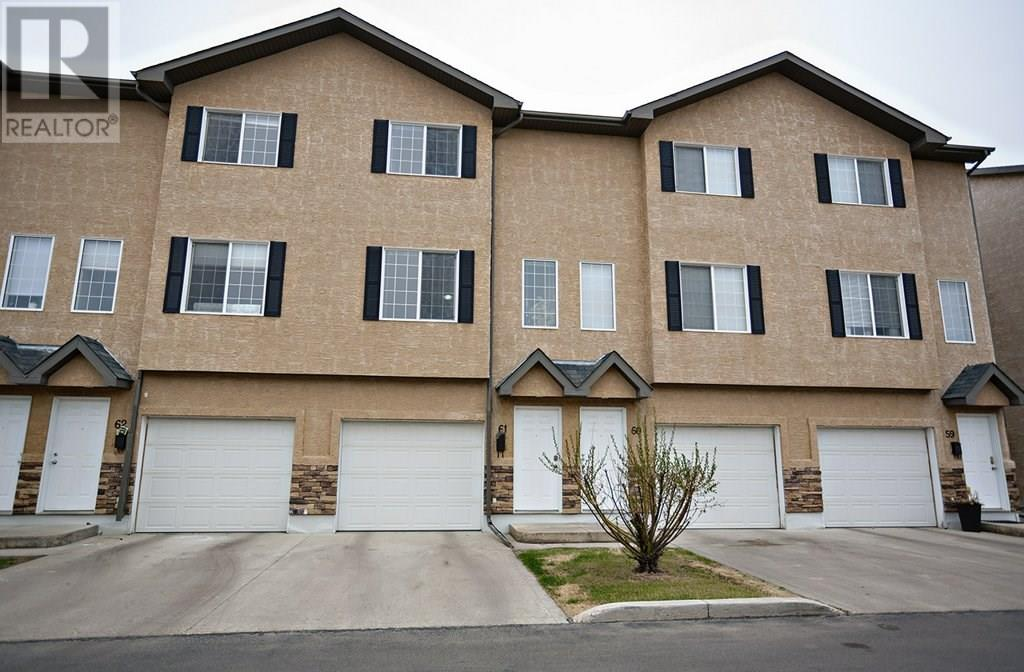 For Sale: 61 - 118 Pawlychenko Lane, Saskatoon, SK | 2 Bed, 2 Bath Townhouse for $209,900. See 25 photos!